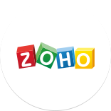 Email signature for Zoho CRM