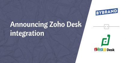 Integration with Zoho Desk