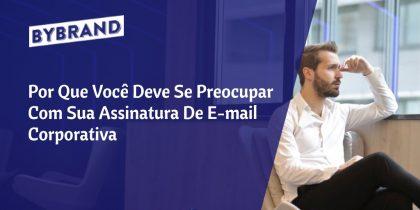 Assinatura de e-mail corporativa