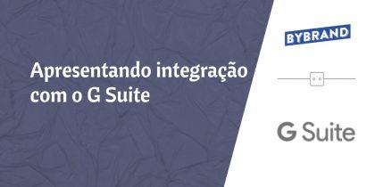 Integração com o G Suite
