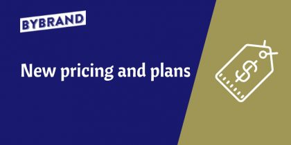 New pricing e plans