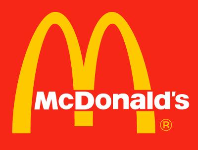 McDonalds logo 2017