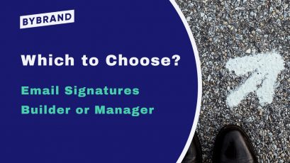 Email Signatures Builder or Manager