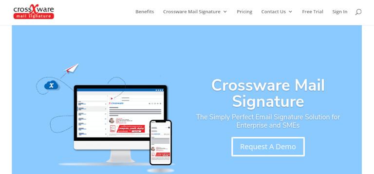 Crossware website
