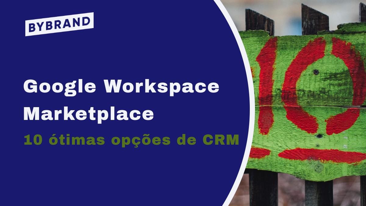 Google Workspace Marketplace CRM