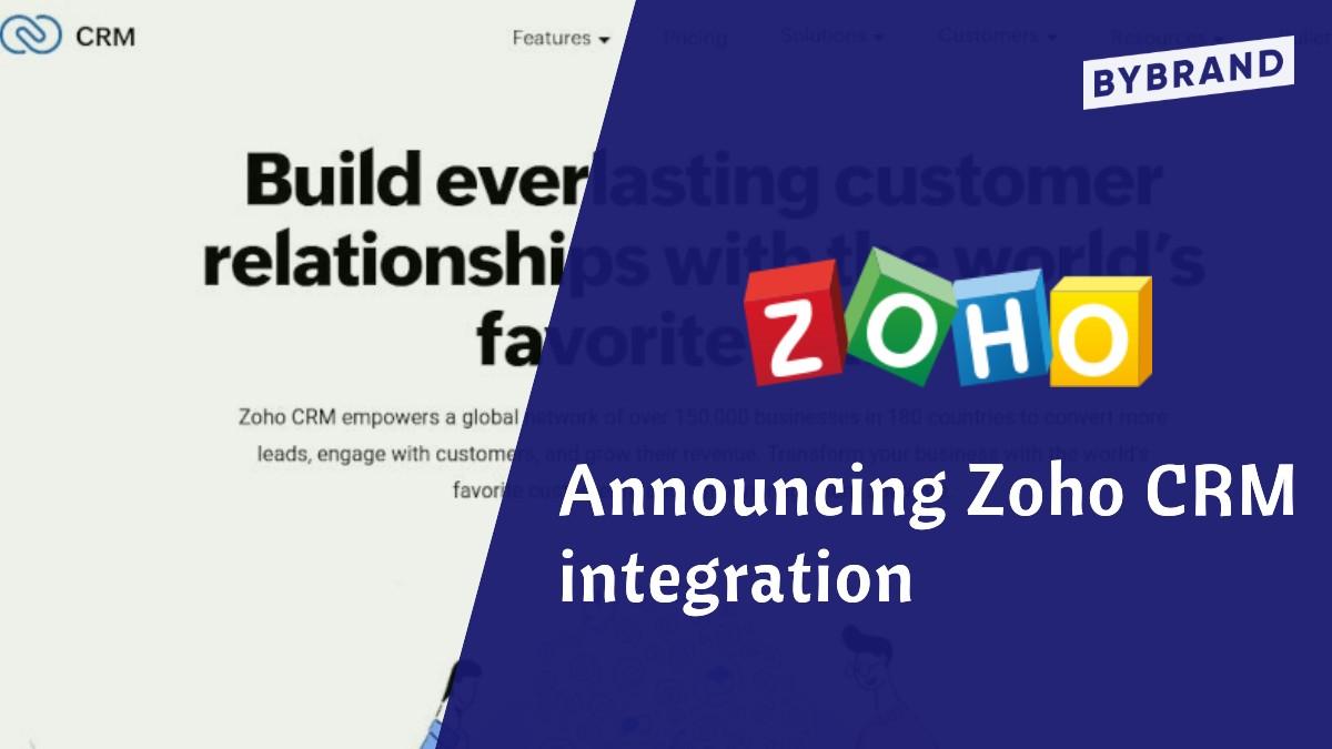 Announcing Zoro CRM integration