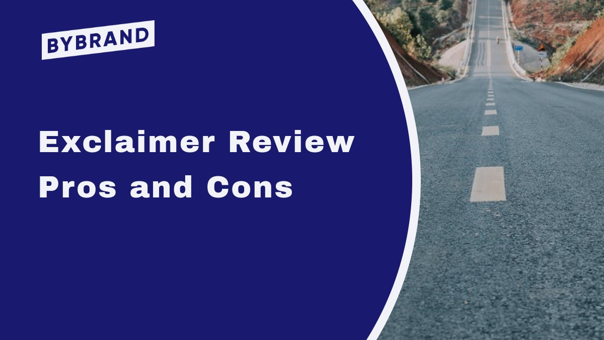 Exclaimer Review: Pros and Cons