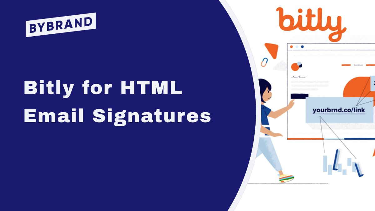 Bitly track email signatures clicks