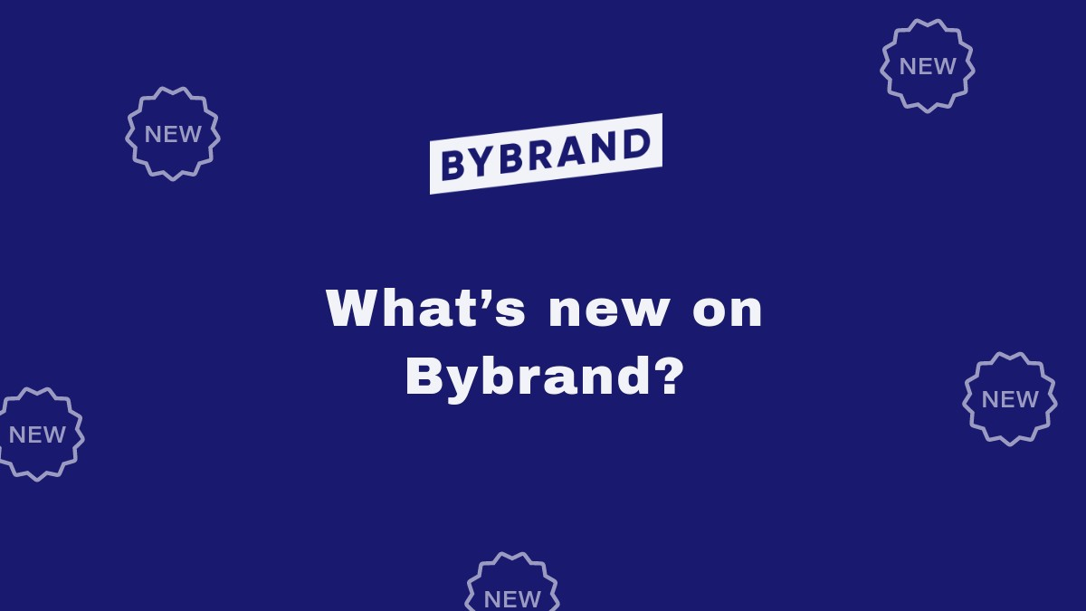 What's New On Bybrand