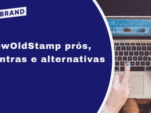 NewOldStamp prós, contras e alternativas