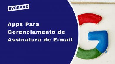 Apps para gerenciamento de assinatura de e-mail