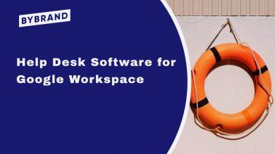 help desk software for Google Workspace