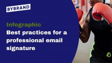 Best practices for an email signature professional
