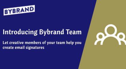 Introducing Bybrand Team