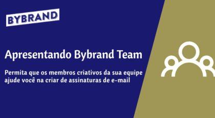 Apresentando Bybrand Team