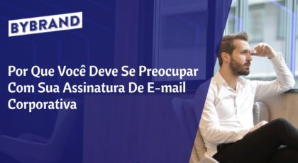 Assinatura de Email Corporativa