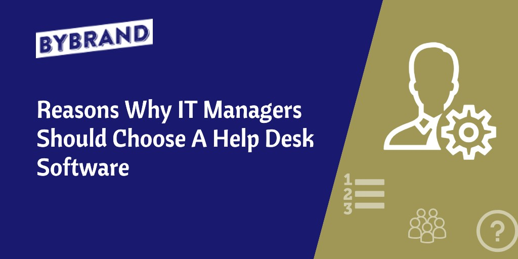 IT Managers Help Desk Software