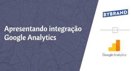 Integração Google Analytics