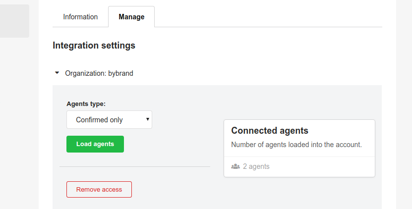 Load all help desk agents of Zoho Desk