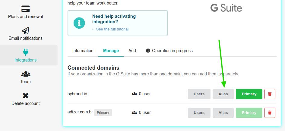 Update users alias intro Bybrand